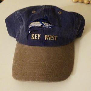 "Brand New distressed ""Key West"" hat"